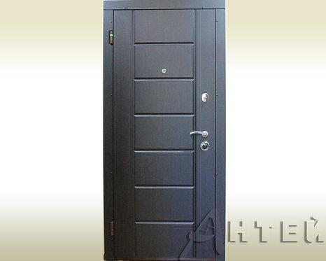 Двери входные квартирные 860*2050 левые