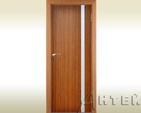 """Двери ПВХ """"Элегант"""" глухое полотно"""