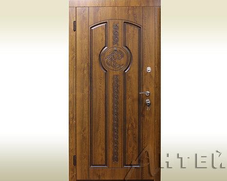 Двери входные уличные 960*2050 левые
