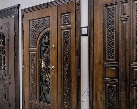 Двери входные уличные на заказ