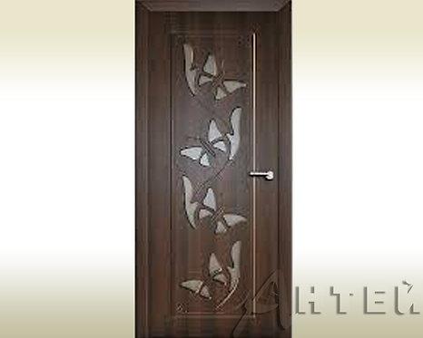 "Двери ПВХ ""Батерфляй"""