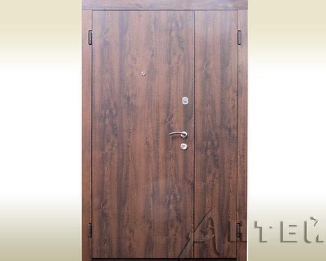 Двери входные уличные 1200*2050 левые
