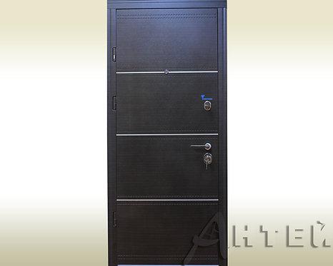 Двери входные квартирные 850*2040 правая