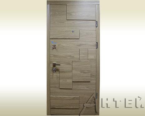 Двери входные квартирные 850*2040 правые