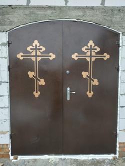 Бронированные двери на заказ