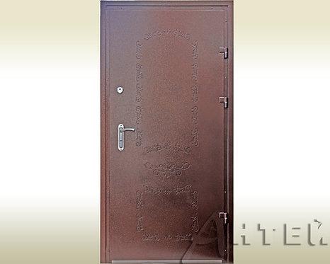 Двери входные уличные 960*2050 правые