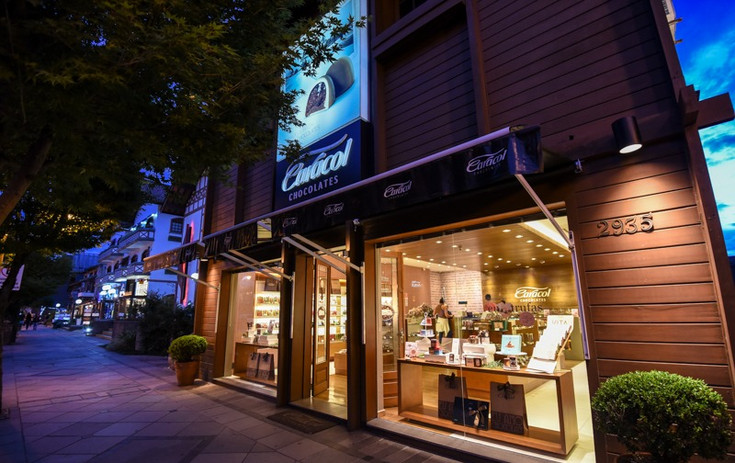 Loja Caracol Chocolates | Gramado/RS