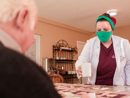 Confira os cuidados para combater o coronavírus que adotamos aqui no Santa Ana
