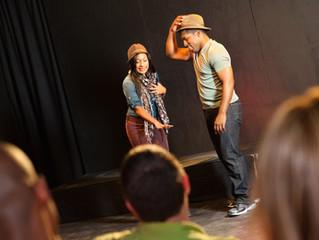 Workshop: Improvisatie voor Volwassenen door actrice Jessica Zeylmaker