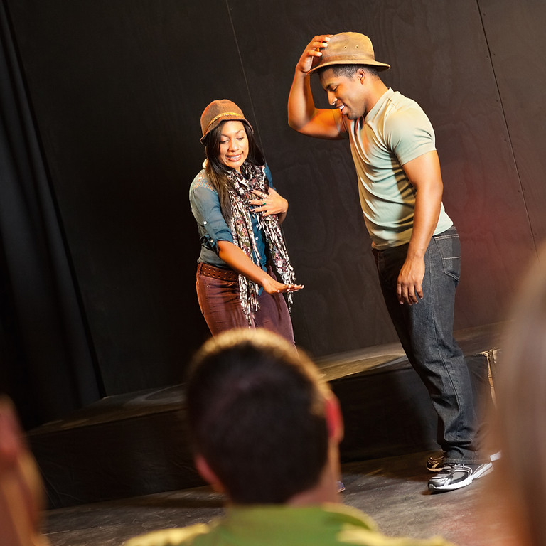 Teen Improv Ages 13+ (free trial)
