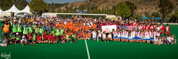 Cal cup final ceremony
