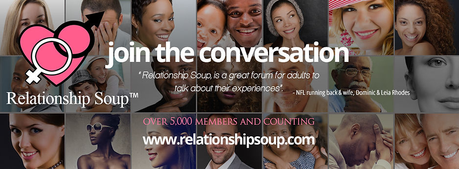 Relationship Soup and Life Lessons Magazine Partnerships