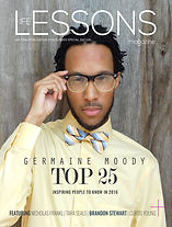 Life Lessons Magazine featuring Germaine Moody