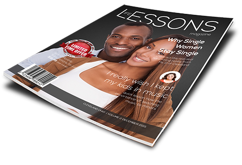 Life Lessons Magazine Issue