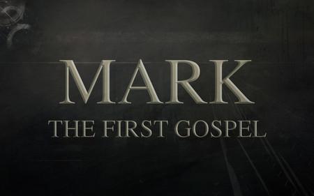 Mark First Gospel.jpg