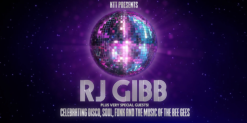 RJ Gibb + very special guests