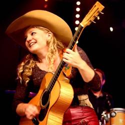 Cowgirl Singing
