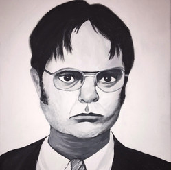Dwight Shrute Commission