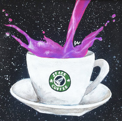 Space Coffee Commission
