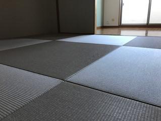 琉球風畳 今年もドンドン作ります。
