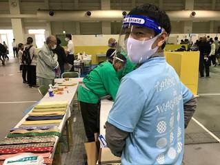 兵庫県技能グランプリ&フェスタに参加しました。