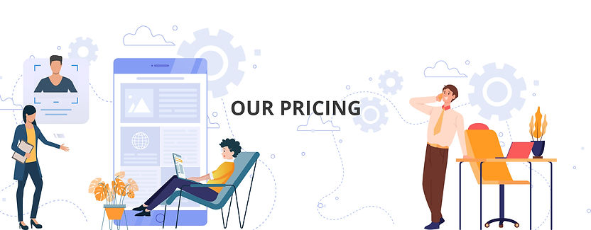 our-pricing