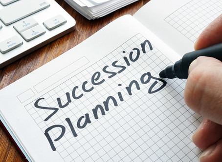 Beyond Cookie Cutter: Your Business Succession Plan