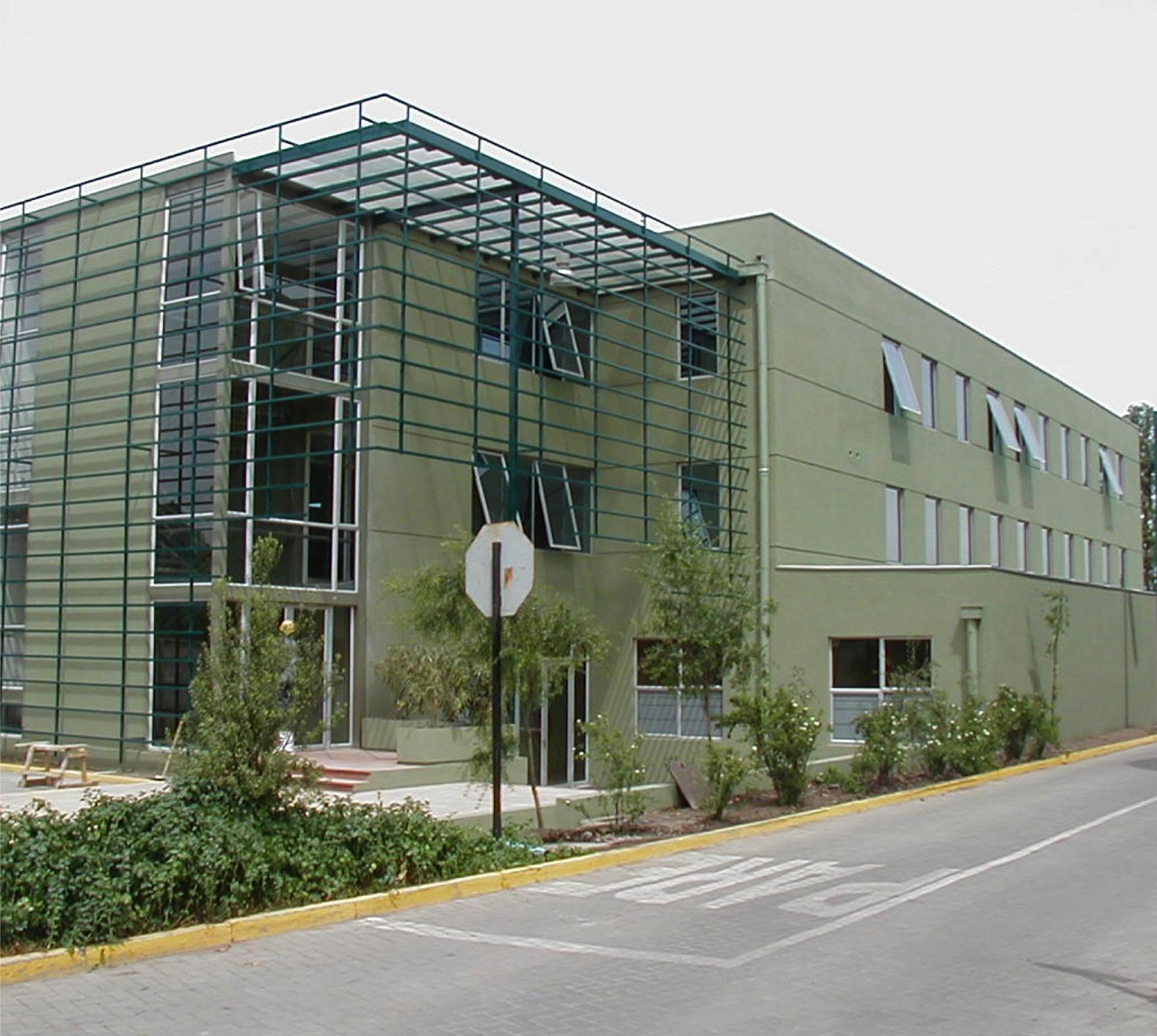 Edificio Santa Teresa 555