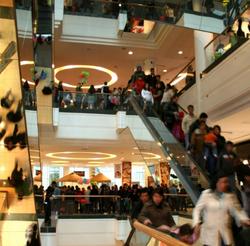 Mall Paseo San Bernardo