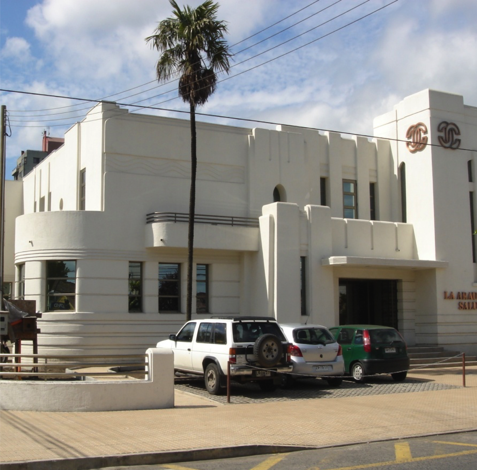 Edificio La Araucana Chillán