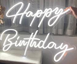 Birthday Neon Sign