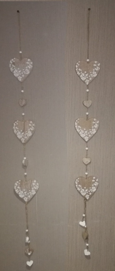 Heart Hanging Decorations