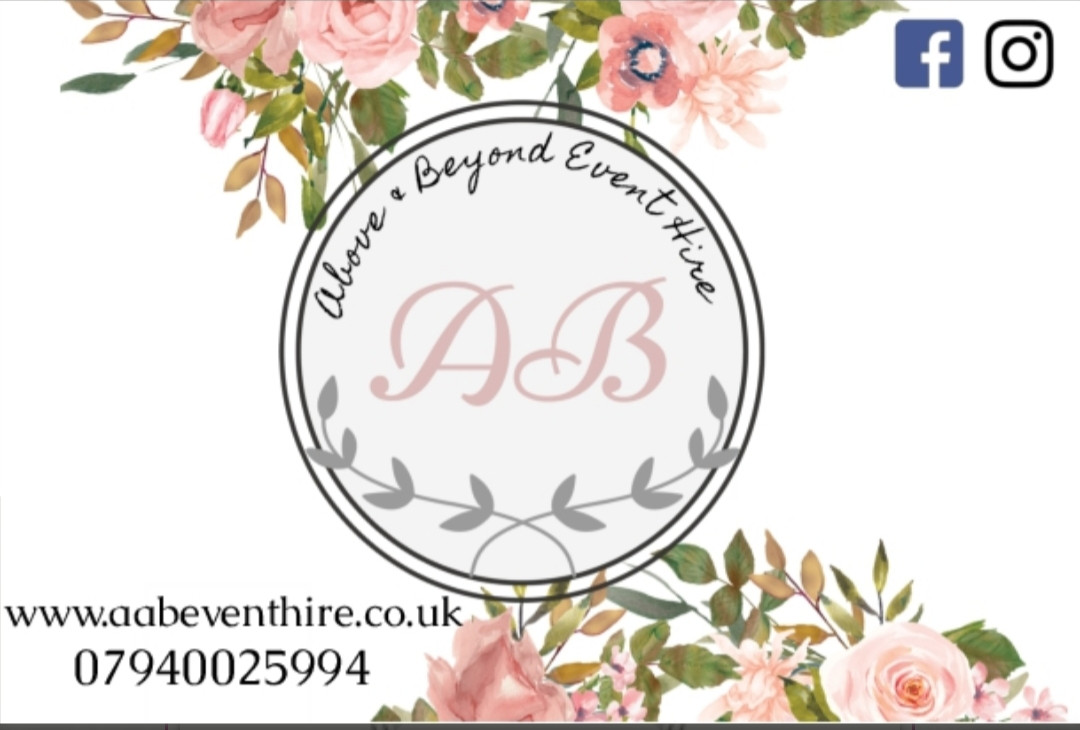Table Plans Signs Torbay Uk Above Beyond Event Hire