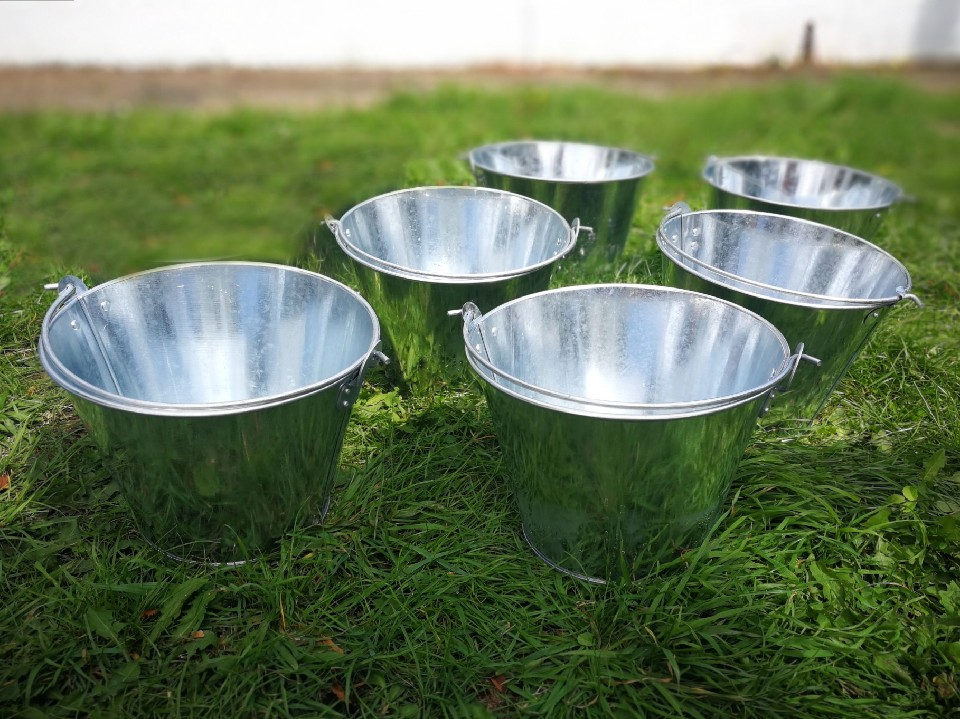 Metal Ice Buckets