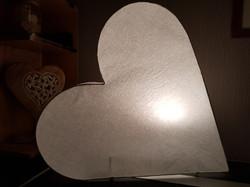 50cm Heart Lantern