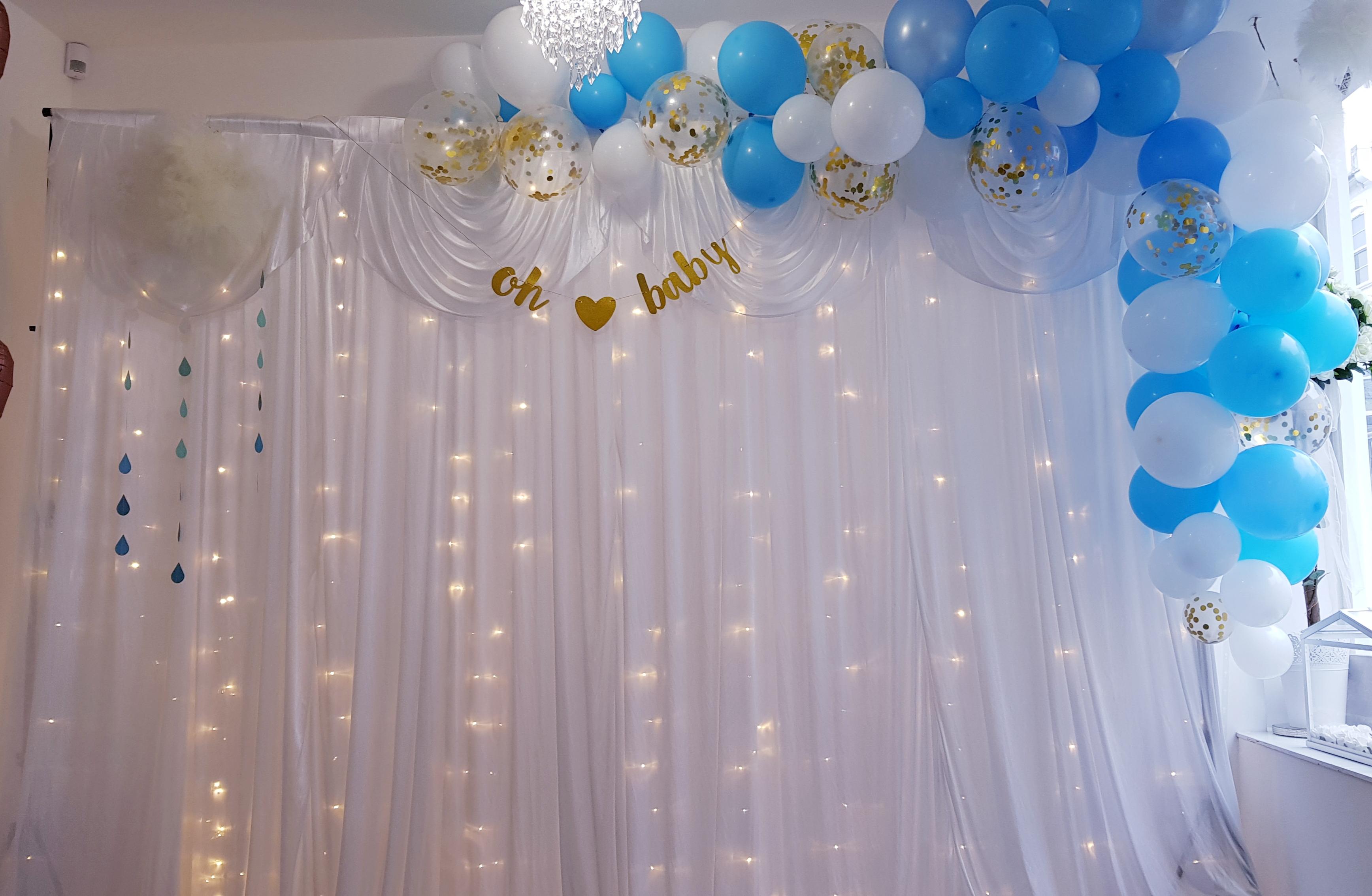 hal arch backdrop