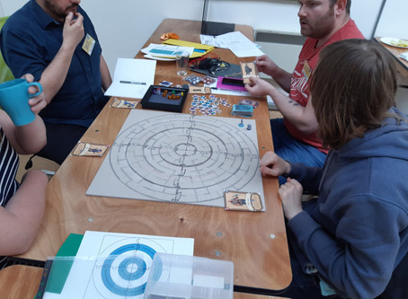 Group Playtest #1 - Rotating Maze Game