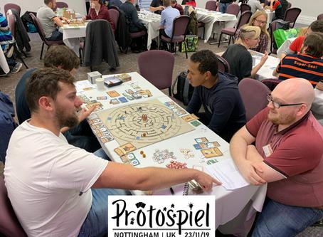 Protospiel 2019, Nottingham