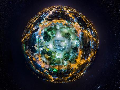 Você já viu Bonito assim? Fotógrafo mostra cidade em 360º e imagens complementam arquivos do Google