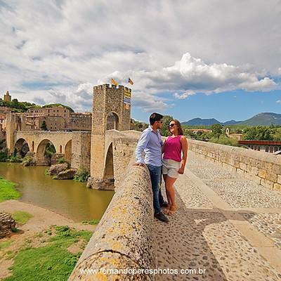 Ana & Orlando na Espanha