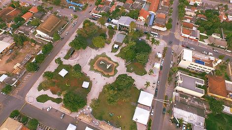 Praça da Liberdade by Fernando Aivi Peres