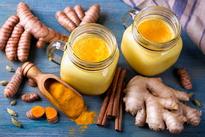 Recipe: The 5-minute Golden Milk Spice Batch