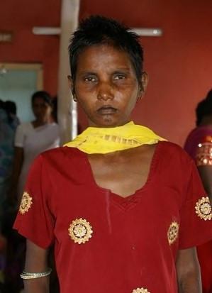 Mamta was found traumatised & homeless