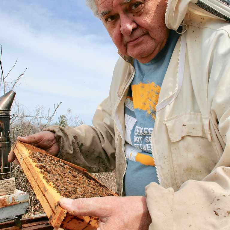 Save the Bees talk at the Farm to Table Conference