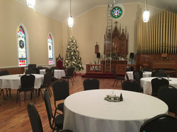 Chapel available for weddings & more