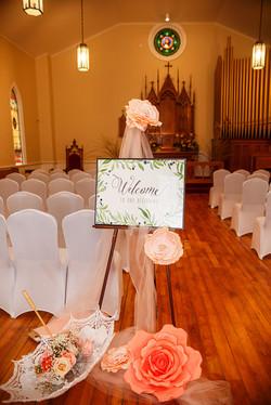 Historic wedding chapel venue