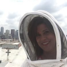 Michelle Wright Beekeeper