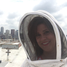 Michelle Wright Beekeeper