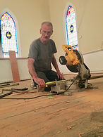 Larry Mattoon craftsman historic church tarentum pittsburgh