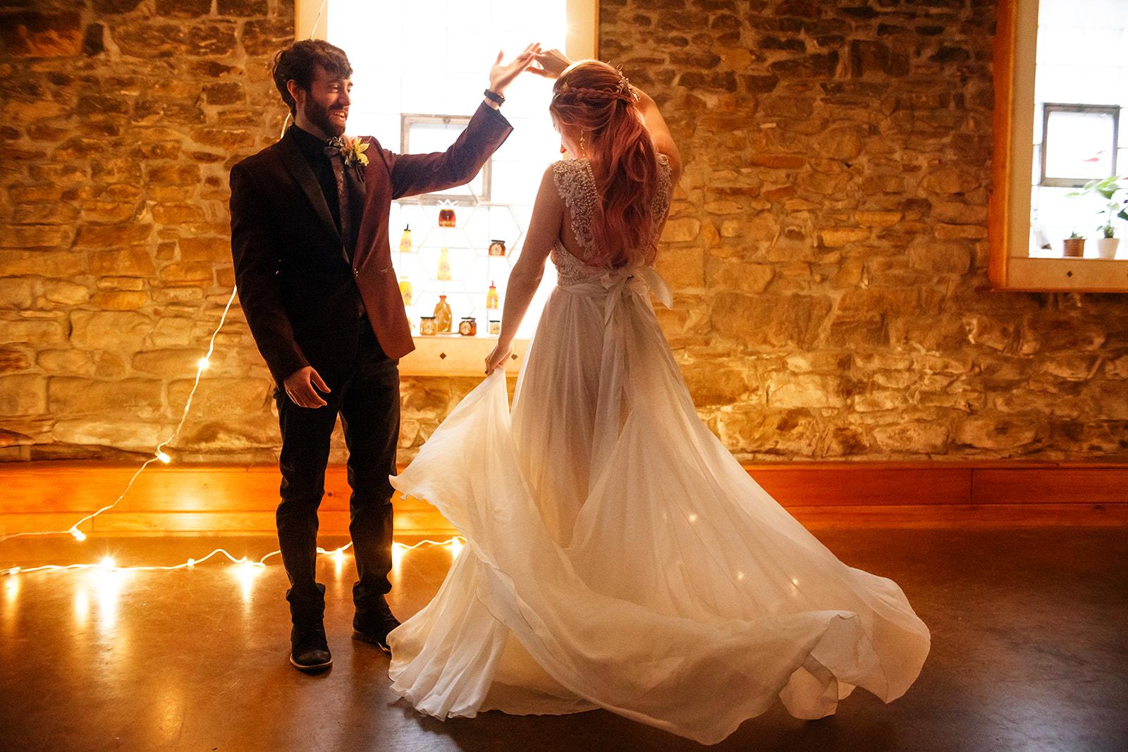 Historic wedding chapel
